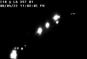 I-10 at LA 397 ( East Ward Line Rd / Pujol )